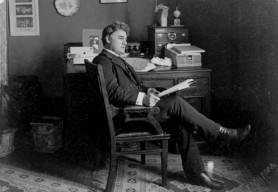 David Belasco circa 1898-1916