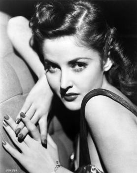 Martha Vickers In 'The Time, The Place And The Girl'