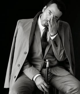 Jeremy Piven by Karl Simone